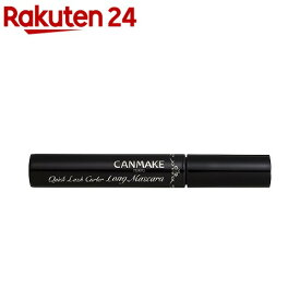キャンメイク(CANMAKE) クイックラッシュカーラー ロングマスカラ 01 ブラック(6.5g)【キャンメイク(CANMAKE)】