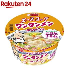 エースコック ワンタンメンどんぶり タンメン味(12個入)【エースコック】