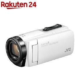 JVC Everio R ハイビジョンメモリームービー GZ-R480-W シャインホワイト(1台)【JVC】