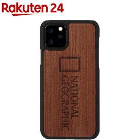 ナショナル ジオグラフィック iPhone 11 Pro Nature Wood ローズウッド(1個)【National Geographic(ナショナル ジオグラフィック)】