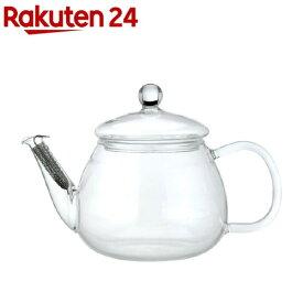 イワキ ティーポット 0.5L K844(1コ入)【イワキ(iwaki)】