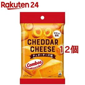 コンボスクラッカー チェダーチーズ味(38g*12コセット)[チョコレート]
