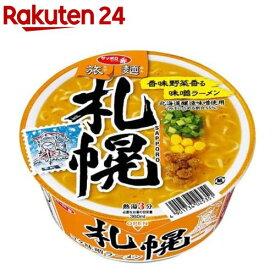 サッポロ一番 旅麺 札幌 味噌ラーメン(12コ入)【サッポロ一番】