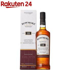 シングルモルト ウイスキー ボウモア 18年 イギリス(700ml)【サントリー】