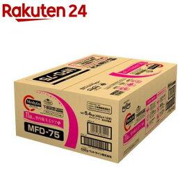 メディファス 室内猫 毛玉ケアプラス 11歳から チキン&フィッシュ味(450g*12袋)【メディファス】[キャットフード]