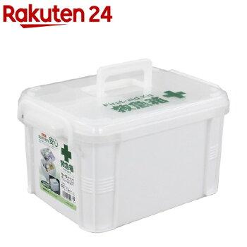不動技研救急箱ホワイトF-2465