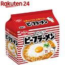日清ビーフラーメン(5食入)【日清】