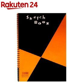 図案シリーズ スケッチブック A4(1冊)【マルマン 図案シリーズ】