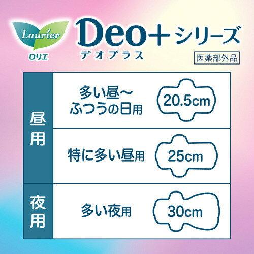 ロリエデオプラス多い昼〜ふつうの日用20.5cm羽つき