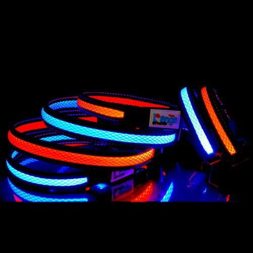 らんじゅ充電式LEDカラーMレッド