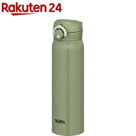 サーモス 真空断熱ケータイマグ 0.6L カーキ JNR-601 KKI(1個)【3brnd-13】【サーモス(THERMOS)】[水筒]