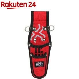 SK11 ツールケース2段B レッド SPD-RD-3(1個)【SK11】