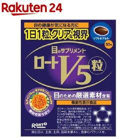 ロートV5(ファイブ)粒(30粒)【ロート】