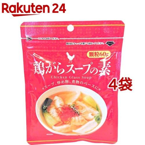 加藤産業鶏がらスープの素