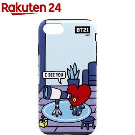 iPhone 8/7 デュアルガード ルーミーズ TATA KCB-DGR004(1個)【BT21】