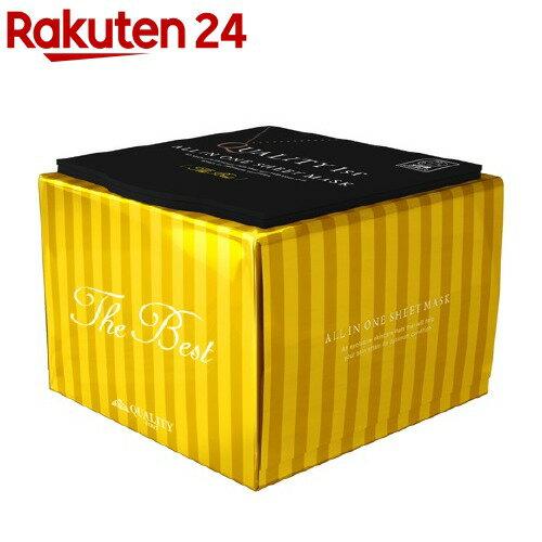 クオリティファースト オールインワンシートマスク ザ・ベストEX BOX(30枚入)【クオリティファースト】