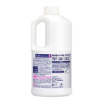 キュキュット食器用洗剤クリア除菌緑茶の香りつめかえ用ジャンボサイズ