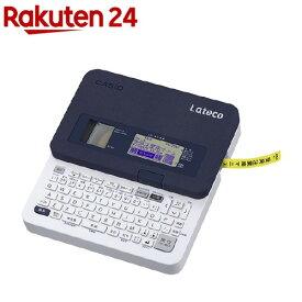 カシオ ラベルプリンターラテコ EC-K10(1台)