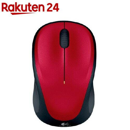 ロジクール ワイヤレスマウス m235 M235rRD(1コ入)
