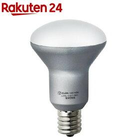 エルパ LED電球 ミニレフ球形 30W E17 電球色 LDR4L-H-E17-G611(1コ入)【エルパ(ELPA)】