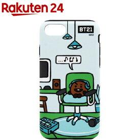 iPhone 8/7 デュアルガード ルーミーズ SHOOKY KCB-DGR006(1個)【BT21】