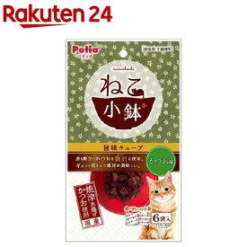 ペティオ ねこ小鉢 旨味キューブ かつお味(6袋入)【ペティオ(Petio)】