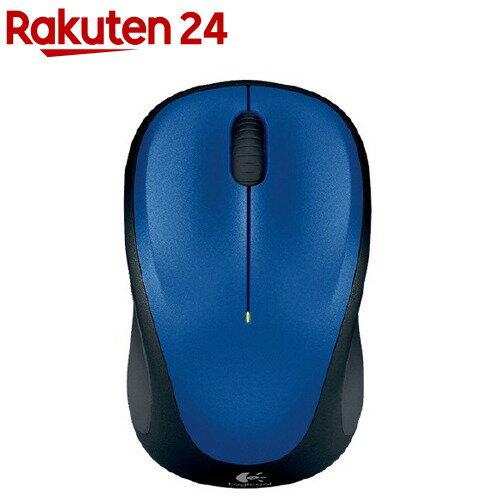 ロジクール ワイヤレスマウス m235 M235rBL(1コ入)