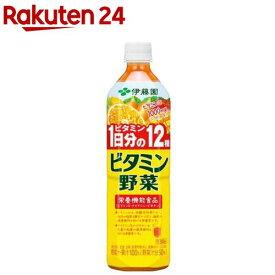 伊藤園 ビタミン野菜(930g*12本入)【spts1】