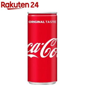 コカ・コーラ 缶(250ml*30本入)【コカコーラ(Coca-Cola)】