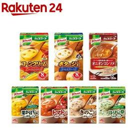 クノール カップスープ 人気7品種詰め合わせ 36食セット(1セット)【クノール】
