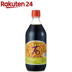 オーサワ 茜醤油(500ml)【オーサワ】