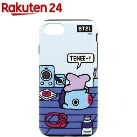 iPhone 8/7 デュアルガード ルーミーズ MANG KCB-DGR007(1個)【BT21】