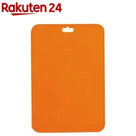 CoLors 食器洗い乾燥機対応 まな板 中 オレンジ C-347(1枚入)
