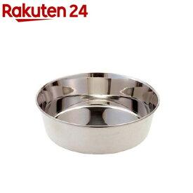 ステンレス食器 犬用皿型(Lサイズ)【ドギーマン(Doggy Man)】