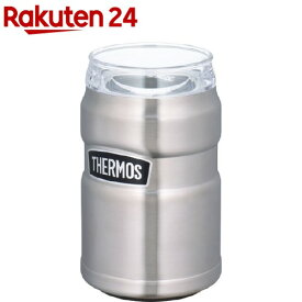 サーモス アウトドア 保冷缶ホルダー0.35L用 ステンレス ROD-002 S(1コ入)【サーモス(THERMOS)】[水筒]