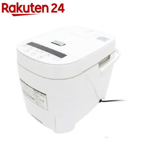 ヒロ・コーポレーション 糖質カット炊飯器 HTC-001WH ホワイト(1台)