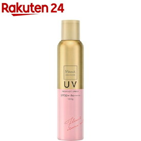 ママアクアシャボン UVスプレー フラワーアロマウォーターの香り 19S(155g)【ママ アクアシャボン】[日焼け止め]