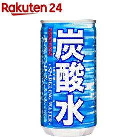 サンガリア 炭酸水(185ml*30本)【イチオシ】
