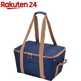 サーモス 保冷 買い物カゴ用バッグ ブルー REJ-025(1コ入)【サーモス(THERMOS)】[エコバッグ]