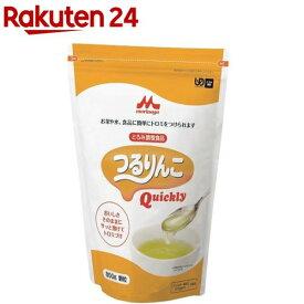 つるりんこ クイックリー とろみ調整食品(800g)【KENPO_13】