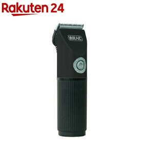 ヘアクリッパー 乾電池式バリカン ブラック WC2107(1台)【日本ウォール】