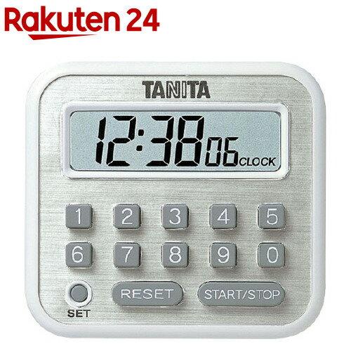 タニタ 長時間タイマー TD-375-WH ホワイト(1コ入)【タニタ(TANITA)】【送料無料】