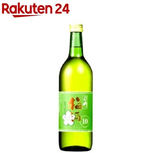 三州梅酒10(720mL)【三州三河みりん】