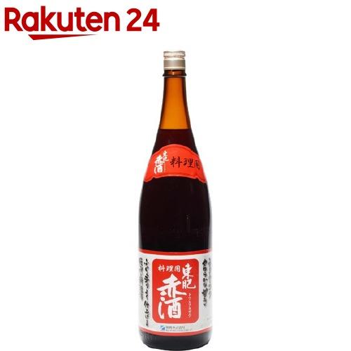 瑞鷹 東肥赤酒 料理用 雑酒(1)(1.8L)