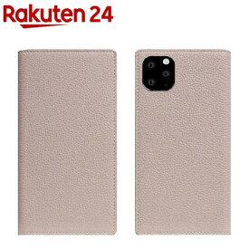 SLG Design iPhone 11 Pro Max Full Grain Leather Case ライトクリーム SD17951i65R(1個)【SLG Design(エスエルジーデザイン)】