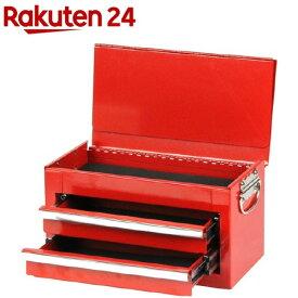 SK11 ミニツールチェスト レッド STR1002R(1コ入)【SK11】