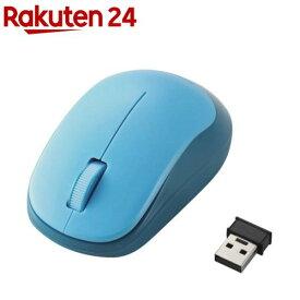 エレコム BlueLEDマウス EPRIM 無線 3ボタン ブルー(1コ入)【エレコム(ELECOM)】