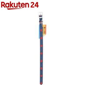 Dai-Sukiシリーズ クロスプラス平首輪 S 青 CRC-15.DSA/BL(1コ入)【ダイスキ】