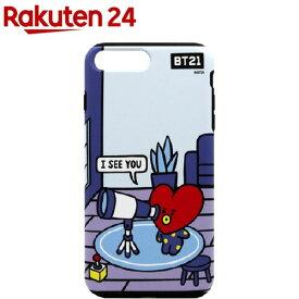 iPhone 8Plus/7Plus デュアルガード ルーミーズ TATA KCB-DRP004(1個)【BT21】