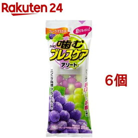 噛むブレスケア アソート(25粒入*6個セット)【ブレスケア】